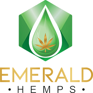 Emerald Hemps Vector Logo White2