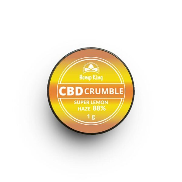 cbd wax crumble 2