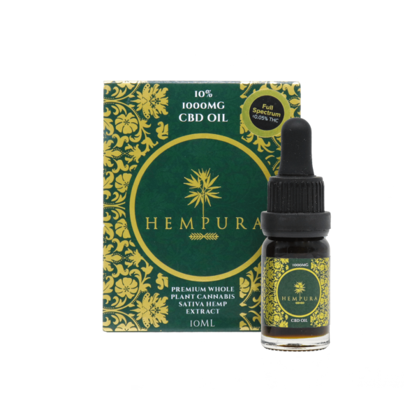 10 1000MG CBD OIL