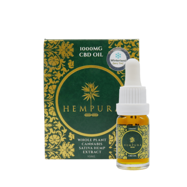 1000MG CBD Oil Wint