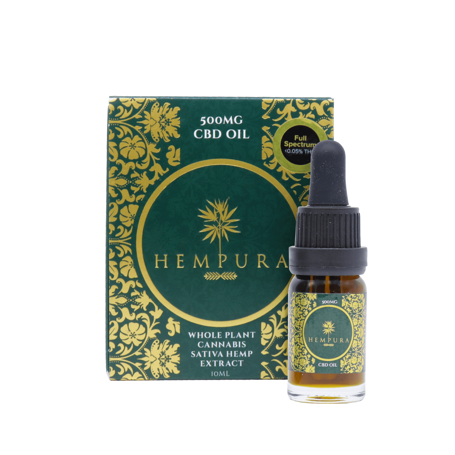 500MG CBD OIL Full Spec