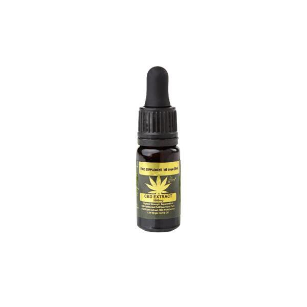 CBD OIL 3000MG 30% 10ML - Extra Strong by Honey heaven