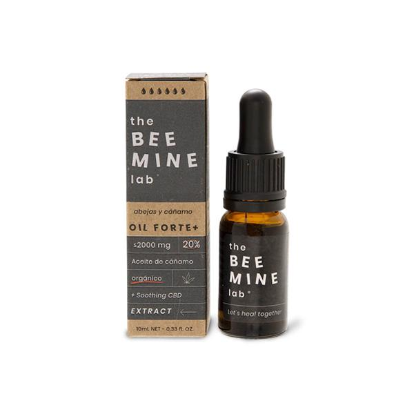 Bee Mine CBD OIL 2000MG 3%