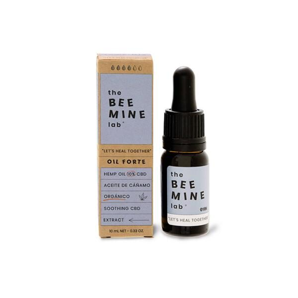 CBD Oil 1000MG Bee Mine