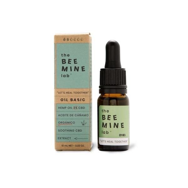 CBD Oil 300MG Bee Mine