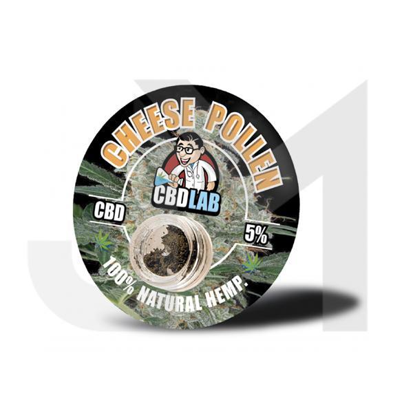 CBD Hash Cheese 5% - CBD LAB 1G
