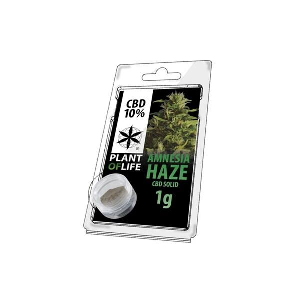 Amnesia Haze Hash CBD 10% -1g