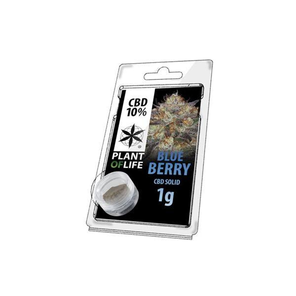 Blue Berry Hash CBD 10% - 1g
