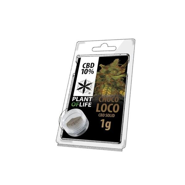 Chocoloco Hash 10% CBD - 1g