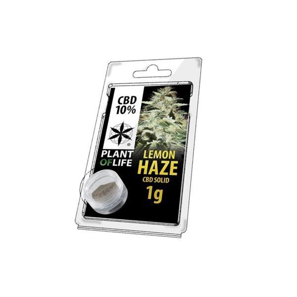 Lemon Haze Hash CBD 10% - 1g