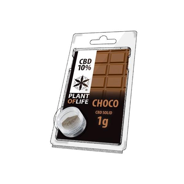 CBD Hash Chocolate 10% - 1g