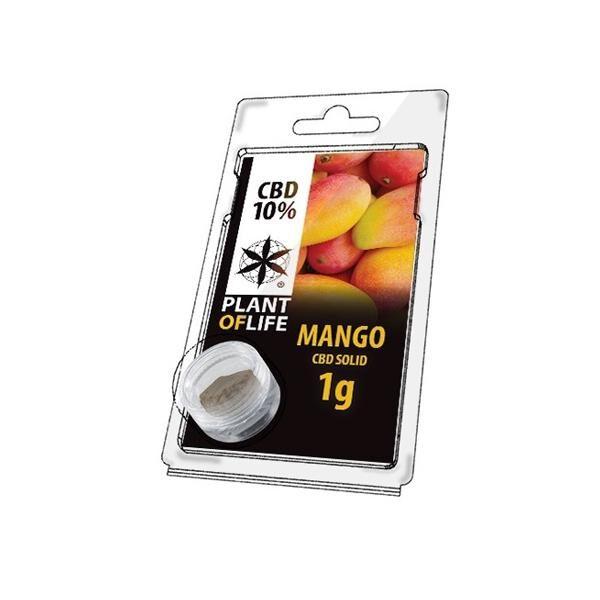 CBD Hash Mango Fruit 10%