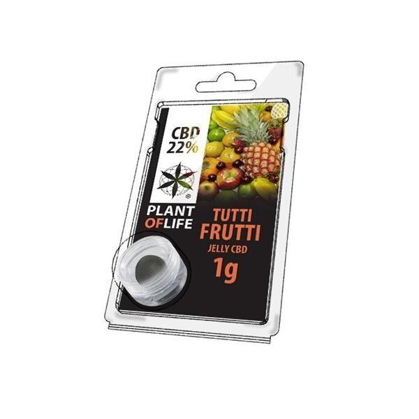 CBD Hash Tutti Fruitti 10% - 1g