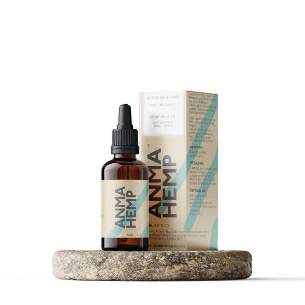 cold pressed hemp seed oil