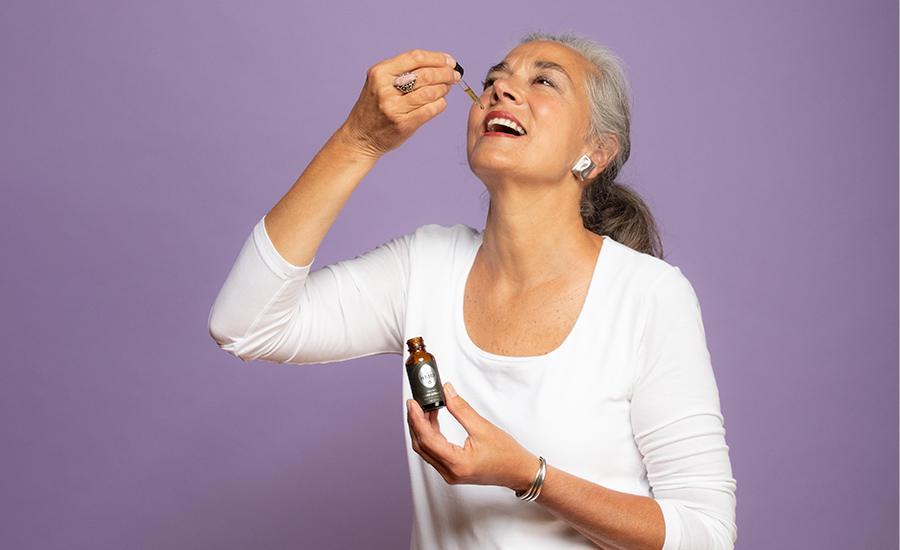 taking cbd oil for menopause